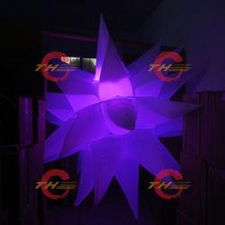 La colonne d'éclairage LED Modèle gonflable décoratif
