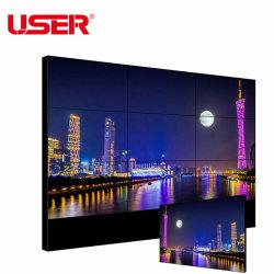 De Monitor van het Toezicht van kabeltelevisie de Uiterst dunne Muur van 55 Duim zet Digitale Signage ModelHuizen op