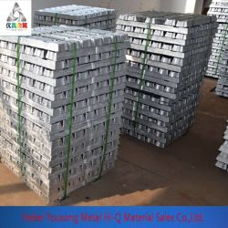 Baar de van uitstekende kwaliteit van de Legering van 99.7%Aluminum voor Hete Verkoop, Alumina Nieuwe de Productie van de Elektrolyse