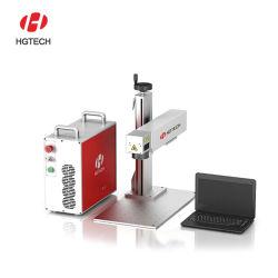 macchina da tavolino economica della marcatura del laser della fibra di alta efficienza di CNC 20W per metallo/Plastic/PVC