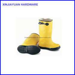 Желтый резиновый подтаявшего дождь Boot защитные ботинки / Подтаявшего Boot