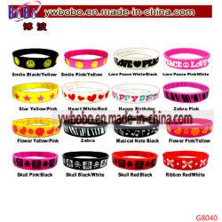 O Dia das Bruxas dons parte bracelete bracelete de silicone de Alimentação de Acessórios de Moda (G8040)