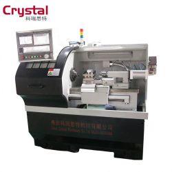 Hydraulische of Pneumatische CNC van de Klem van 3 Kaak het Draaien van de Draaibank Machine met de Post van het Hulpmiddel van 4 Post voor Verkoop Ck6132A