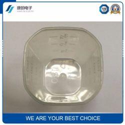 Escala de la correa de cristal transparente regalo tazas tazas publicitarias personalizadas pequeños regalos Logo tazas Venta al por mayor comercio exterior