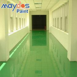 Vernice industriale della vernice a resina epossidica Self-Leveling a resina epossidica del pavimento