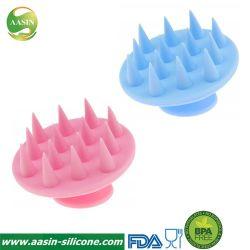 Silikon-Haar-Kopfhaut-Bad-Massage-Shampoo-Pinsel