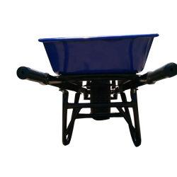 Carriola galvanizzata del cassetto della riga della barra di rotella del metallo del giardino