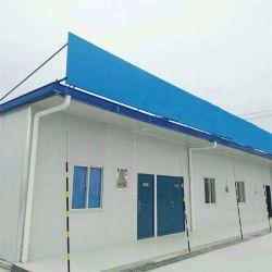 El bastidor de acero caliente de Venta casa prefabricada de la casa de los trabajadores prefabricados