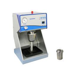 さまざまな陶磁器材料を準備するための実験室によって使用されるコンパクトな真空のミキサー