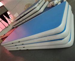 2019 Nueva fábrica de suministro de aire inflables inflables Tumbling Mat la vía para gimnasio