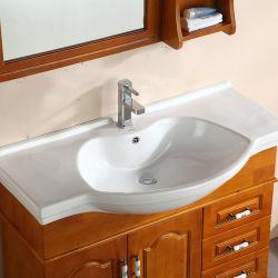 卸し売りホットセールの現代的な soild 木製の浴室の虚栄心