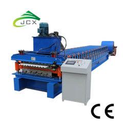 Rolo de revestimentos betumados Former-Panel máquina de formação de rolos Duplos