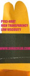Pigmentos orgânicos Amarelo 83 (amarelo permanente HR-HT) de tinta Gravure, alta transparência