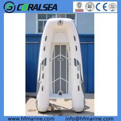 3.2m 10.5FT Aluminium-/Aluminiumbewegungsrippen-Boot für Arbeit/Sport/Geschwindigkeit/Freizeit/Fischen