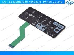 Dome en relief les Touches Tactiles interrupteur à membrane avec circuit Polydome Mylar