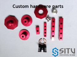 Precisie CNC die Delen machinaal bewerken - het Plastiek van het Staal van het Messing van het Roestvrije Staal van het Aluminium