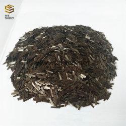 Лучшая цена базальтовой Firber измельченной пряжи (асфальт)
