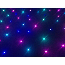 زخرفيّة قماش مرحلة [ودّينغ برتي] قضيب [رغب] 3 في 1 نجم ستار