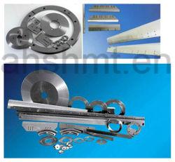 販売切断のゴムまたは超硬合金のゴムリングの切断の回状の切断のペーパーおよびゴムまたは炭化タングステンの円ナイフのための円スリッターナイフ