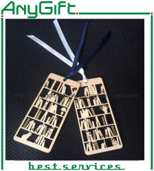 Segnalibro di legno con il marchio personalizzato