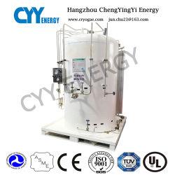 L'oxygène liquide azote Le dioxyde de carbone de l'Argon Micro Réservoir de stockage