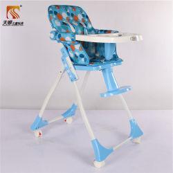 Neues Entwurfs-Plastikbaby-hoher Stuhl-Baby-führender Stuhl