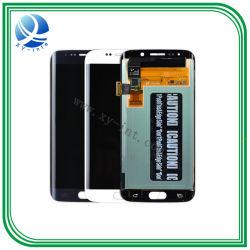 Téléphone mobile pour pièces de rechange du numériseur LCD Samsung S3 S4 S5 S6 S7 Edge