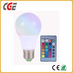 Светодиодные лампы E27/B22 Bluetooth Smart RGB со светодиодной лампы музыки Smart LED лампы светодиодного освещения светодиодный индикатор LED свет лампы дистрибьютора