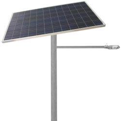 Gussaluminium Eco freundliches 100watt Solar-LED Straßenlaternesterben