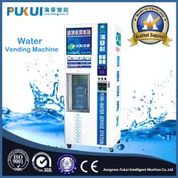 Coin Operated en Note Purifier Water Vending Machine