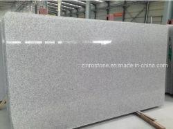 カウンタートップのための自然な石G603/G633中国の灰色の平板かタイルの磨かれた花こう岩