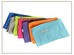 Refrigeración instantánea Fitness Outdoor Deportes toallas frías de PVA de refrigeración