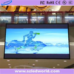 P6 P3 Alquiler Die-Casting interiores a Color de LED del panel de placa de la pantalla de visualización digital de la publicidad (CCC) de la FCC RoHS CE