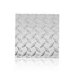 Fabricante da placa quadriculada em ligas de alumínio para Piso Térreo