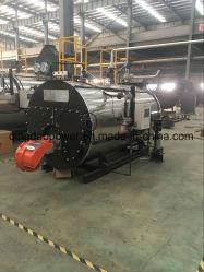 500 kg tubo per acqua confezionato a gas a circolazione naturale a bassa pressione Generatore di vapore