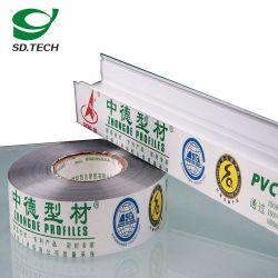 PE/PVC/PD/BOPP/PP película protetora para o perfil de alumínio/Placa de alumínio/Placa Aluminum-Plastic/Placa fosco