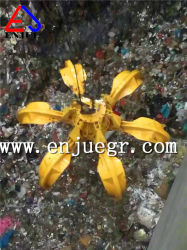 Elektrische Zupacken-Wanne mit für Altmetall-Abfall-Eisenerz-Roheisen