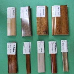 高品質の積層のフロアーリングのアクセサリの幅木の減力剤のT鋳造物