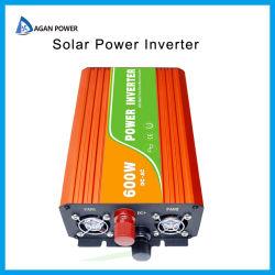 セリウムのAC 110V 220V 230V 240V 600W太陽エネルギーインバーターへのRoHSによって証明される普及した正弦波DC 12V 24V