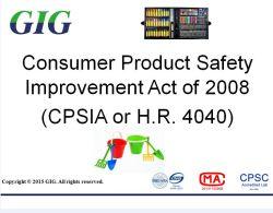 Noi prova di sicurezza del giocattolo per Cpsia e Astmf963