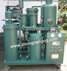 Professional utiliza la máquina de la unidad de la refinación del aceite hidráulico