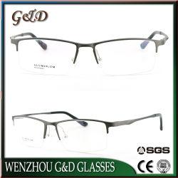 Neues Design Produkt Großhandel Fashion Aluminium Optische Brillengestell