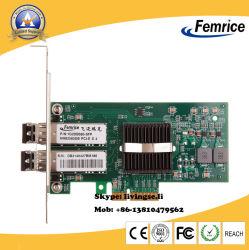 1g 2 порта Gigabit Ethernet для оптоволокна карта ЛВС, Сервер оптический адаптер сетевой платы