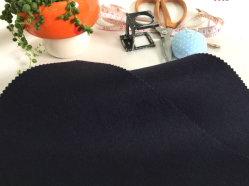 暗いコートの方法毛織のウールファブリック