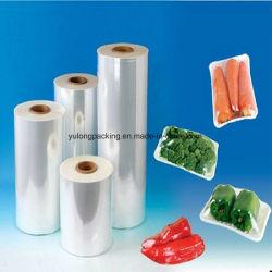 8 Mikron-ultra dünner Polyolefinshrink-Film für das Verpacken der Lebensmittel