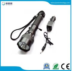 LED CREE XPE 4W 350lm LED Recarregável Torch