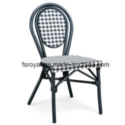 Hauptmöbel-Speisetisch, der Stuhl-Garten Textilene Gewebe-Möbel-im Freienmöbel-Set speist