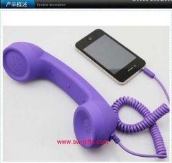 هاتف سمّاعة يد, إشعاع مضادّة. لا حجم لأنّ [إيفون] [4س/لبتوب/يبد] [تلفون رسيفر] [رترو]
