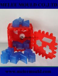 Plastic Museum Shapes Toy Mold