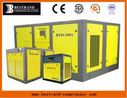 De industriële Roterende Compressor van de Lucht van de Schroef (Direct coulping Type)